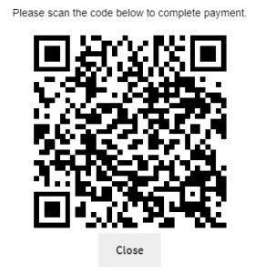 WeChat Pay QR Code